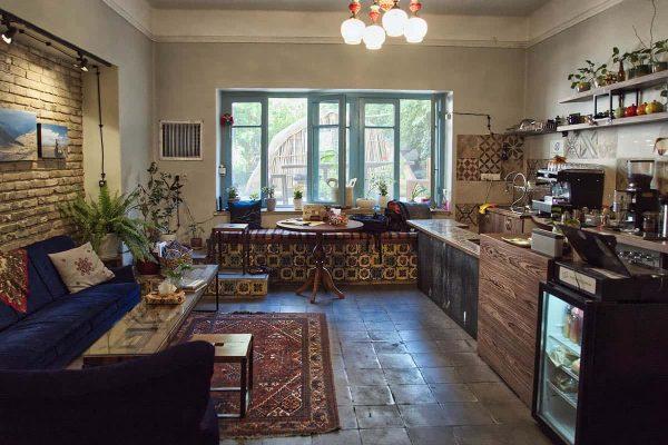 Kojeen café-bar