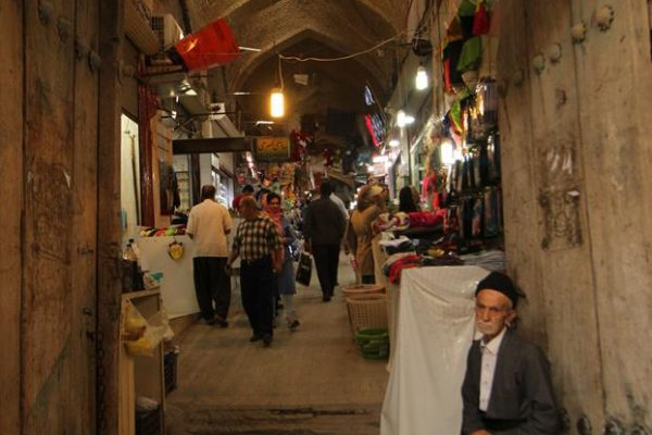 Kermanshah bazaar