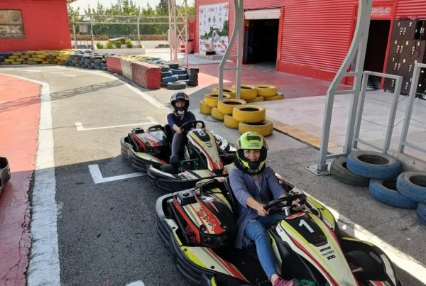 Karting-in-iran