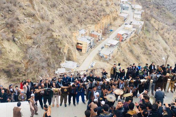 Kurdish-ceremony-iran