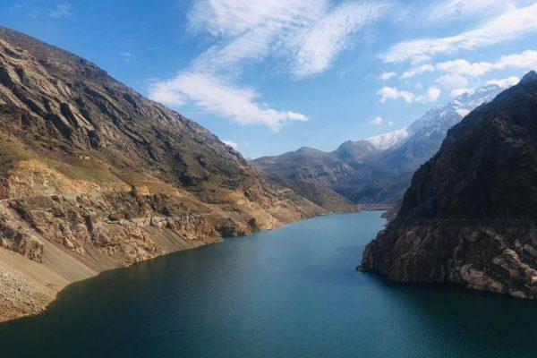 kurdistan-dam-lake-iran