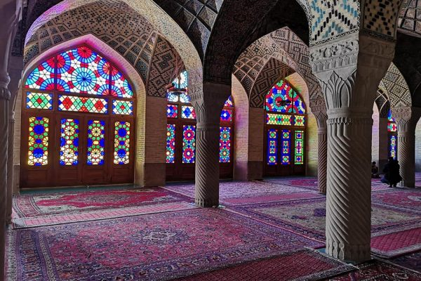 Mosque-shiraz-iran