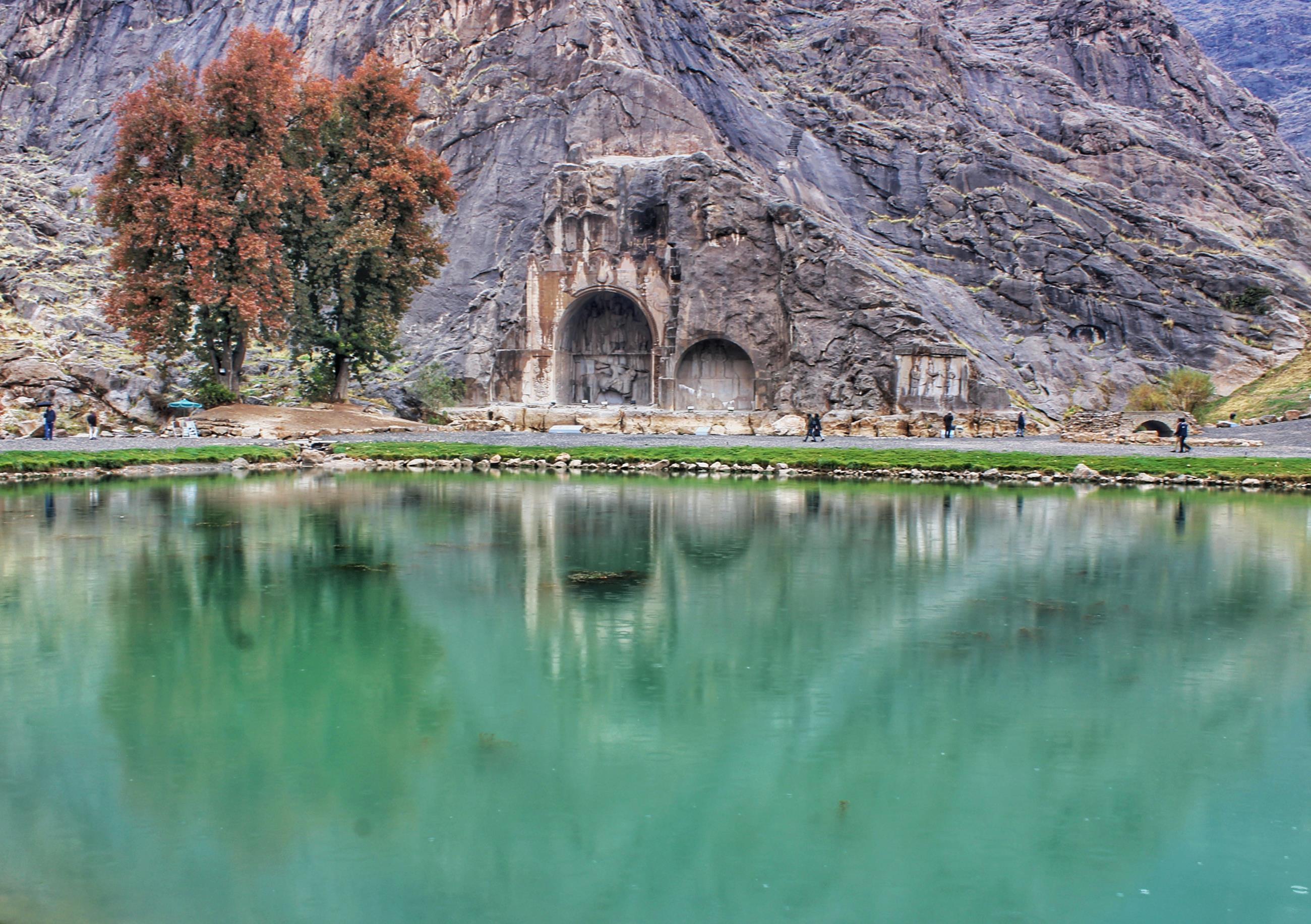 Tagh-e-bostan-kermanshah