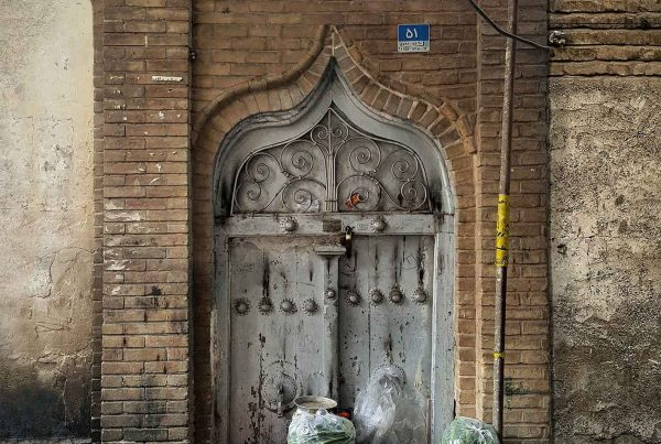 Tehran-old-doors-syi