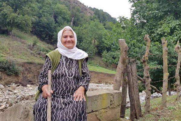 Gilani villager