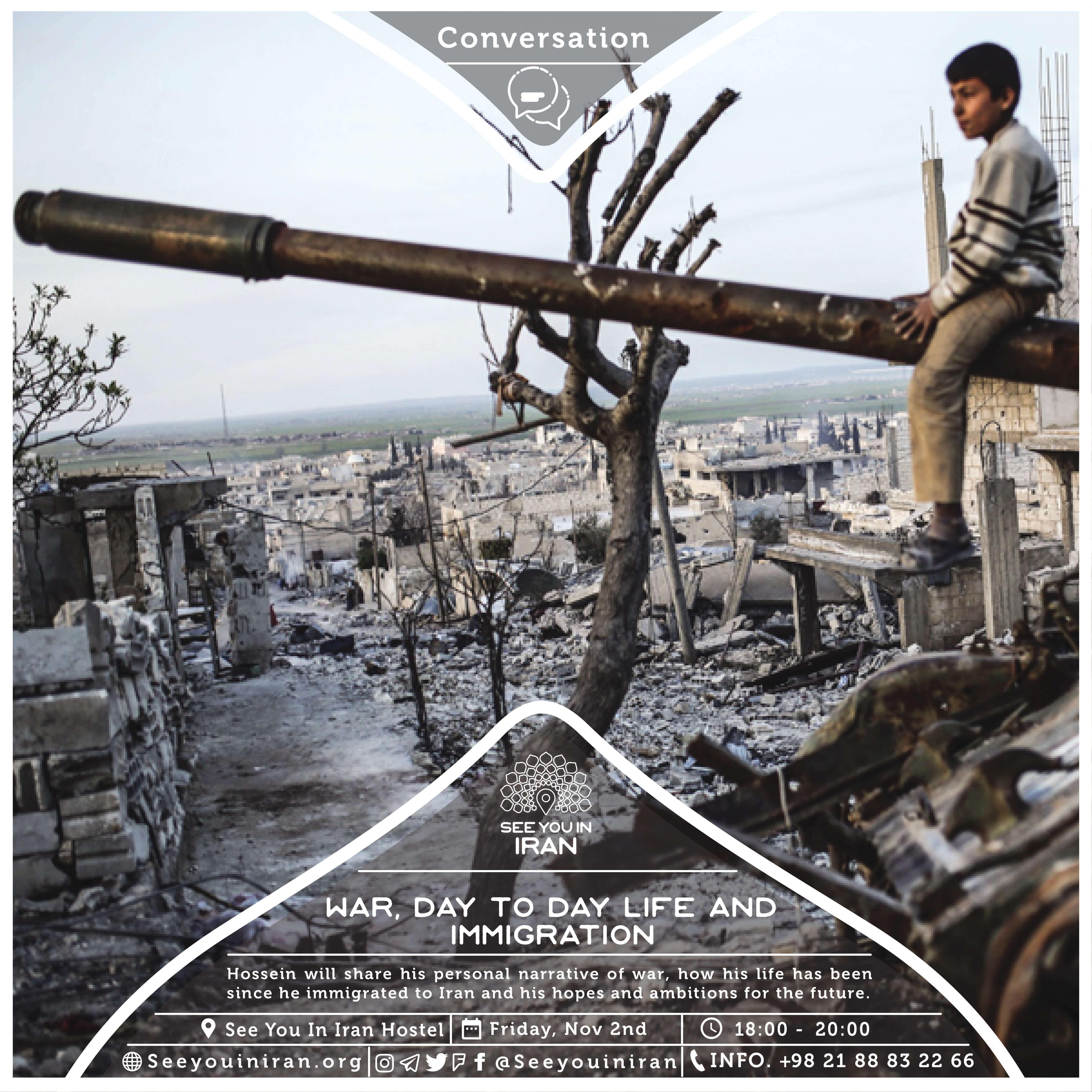 war day poster