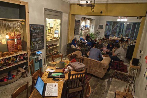 Iran Hostel Cafe