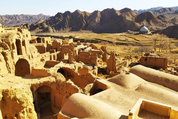 clay-castle-iran