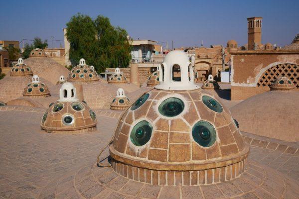 clay-domes-yazd-iran