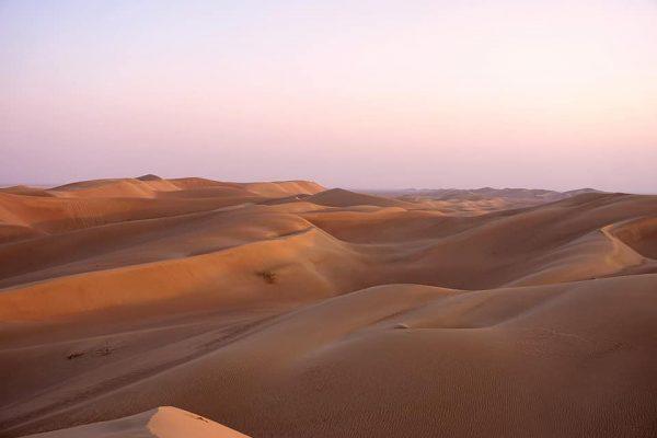 varzaneh desert iran
