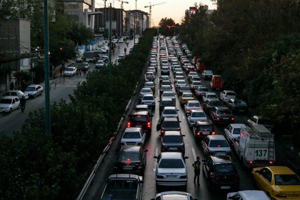iran-traffic
