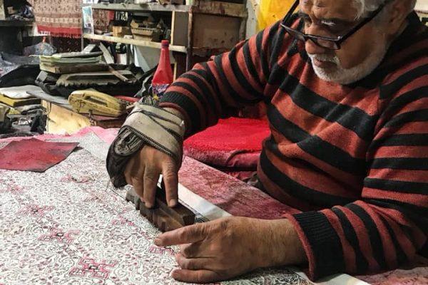 textile artisan-isfahan