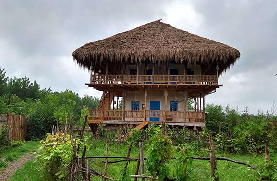 Hostel in Rasht