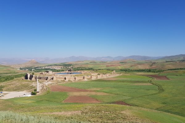 Takht-e-soleyman-nw-of-iran