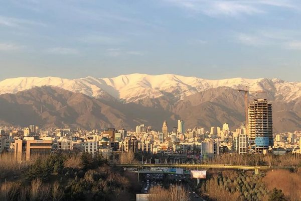 tehran-view-atumn-iran